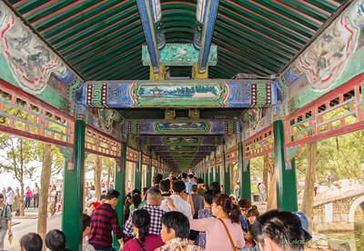 Covered Walk-way, Summer Palace, Beijing