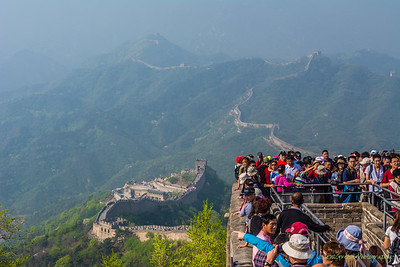 Great Wall of China, 2015