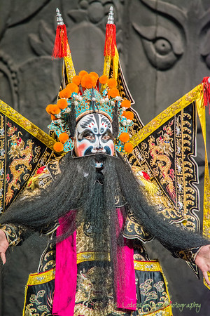 Beijing (Peking) Opera Actor