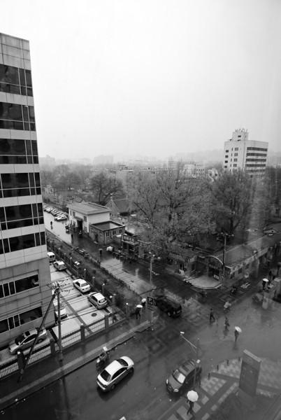 Beijing, China — April 2010