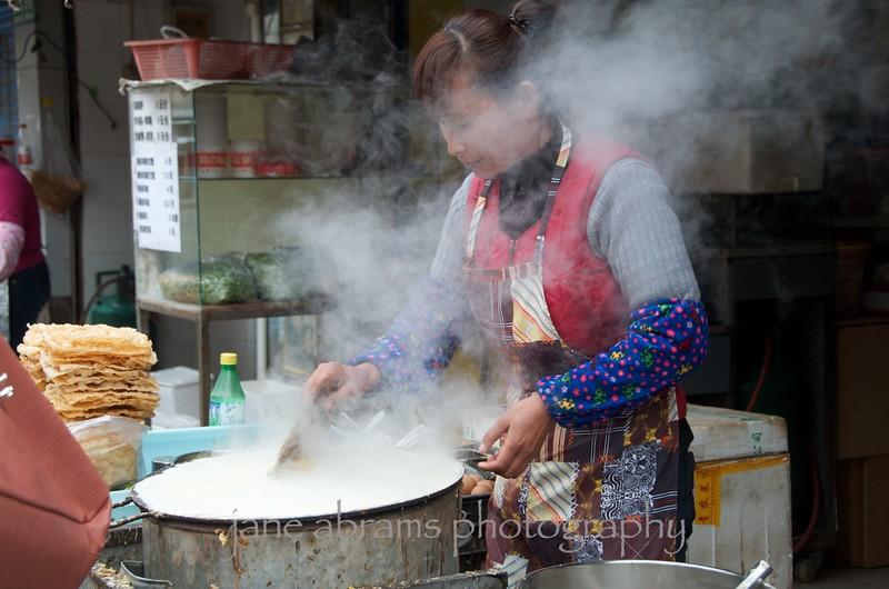 street food, Shanghai