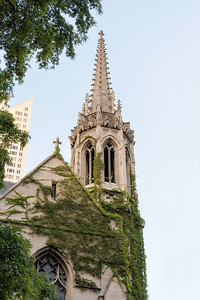 Fourth Presbyterian Church 1871