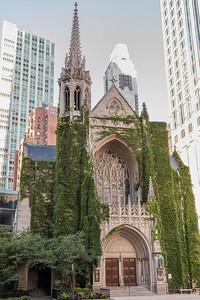 Fourth Presbyterian Church 1871