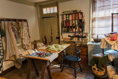 Betsy Ross work room