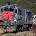 Denver and Rio Grande Railroad, South Fork, CO IMG_9696