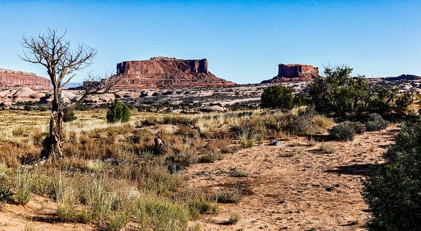 Utah; USA; Moab; Dead Horsepoint State Park; The Merri Mack & Mariner