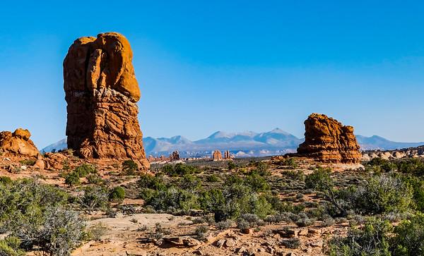 USA; Utah; Moab; Arches National Park