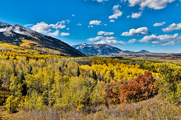 Colorado; USA; Gunnison; Gunnison National Park