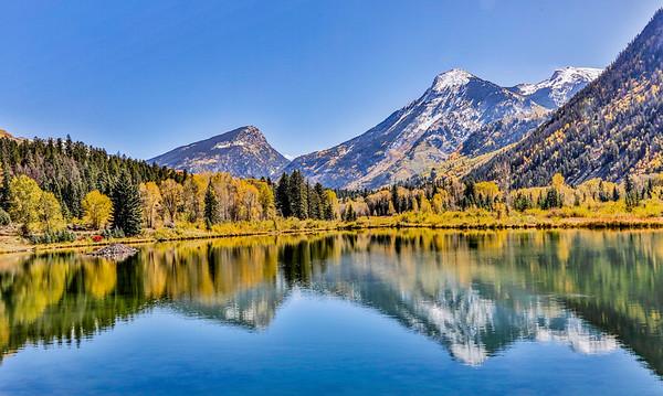 USA; Colorado; Marble