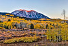 USA; Colorado; Crested Butte; Kebler Pass