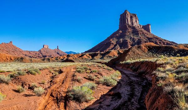 USA; Moab; Professor Valley; Utah