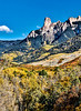 Colorado; USA; Ridgway; Owl Creek Pass