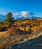 USA; Colorado; Ridgway; Highway 62
