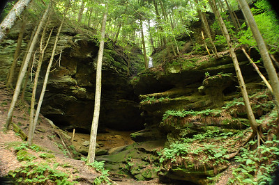Conkles Hollow - Hocking hills