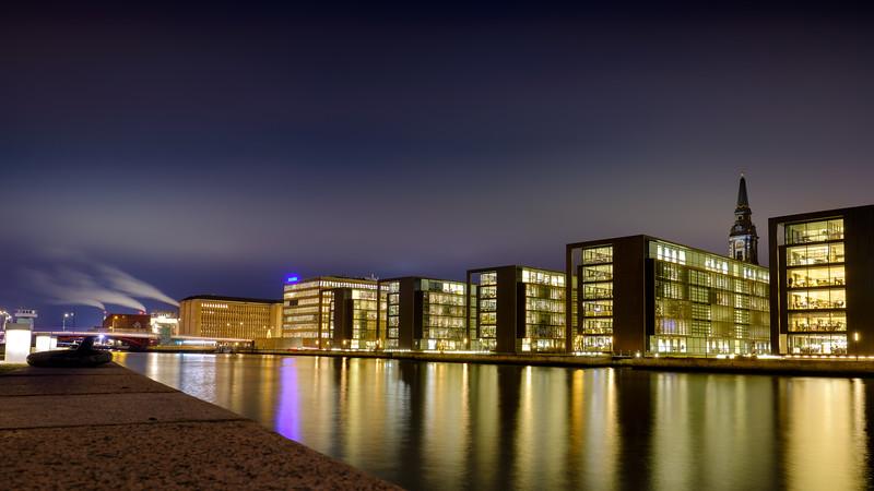 Waterfront Copenhagen, Denmark
