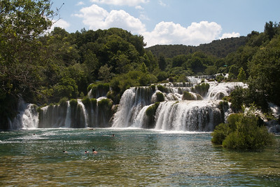 Krka National Park.