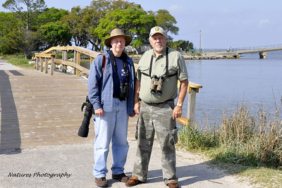 I have had a wonderful time, even met a new friend, a brother in Christ. We both have the same vision of God's wonder and what a wonderful couple of days we had at Jekyll Island photographing birds. I will see you in the fall my friend. Enjoy your shooting and retirement.