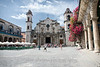 The Catedral de San Cristobal, Old Havana