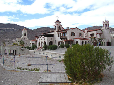 Scotty's Castle, Death Valley National Park, California (1)