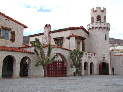 Scotty's Castle, Death Valley National Park, California (2)