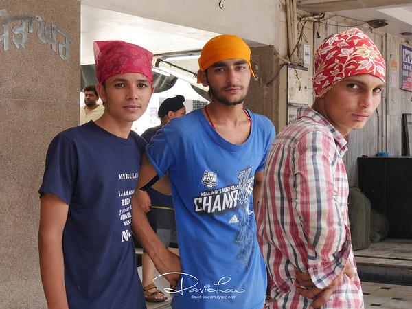 Indian hip hop kids