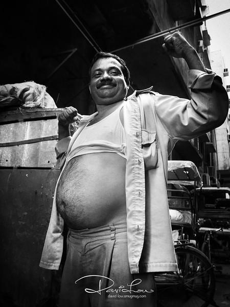 Delhi  Superman