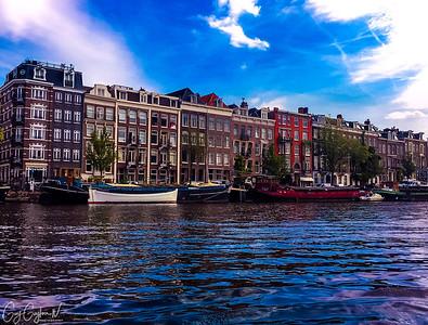 Amsterdam Canels