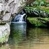 Pewits Nest Waterfall