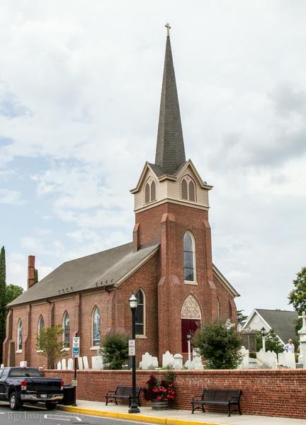St Peter's Episcopal Church, Lewes, DE