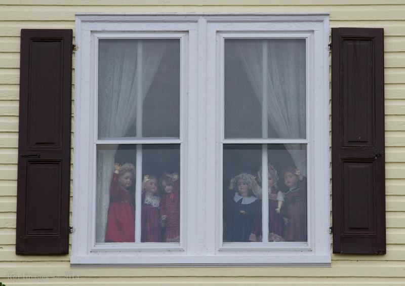 Child hostages, Lewes, DE