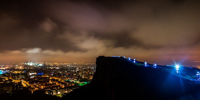 Speed of Light - Edinburgh, Scotland