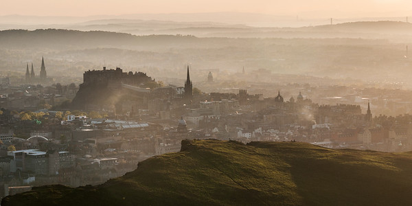 Edinburgh Summer Haze -  Scotland