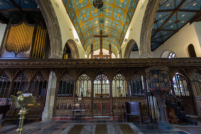 St Clement's, St Petrox & St Saviour's Church, Dartmouth