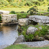 Clapper bridge, Dartmoor