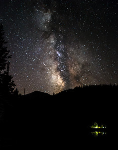 Our final day at @rockynps was at Bear Lake. We  didnt see any bears, but there were alot of stargazers running around!