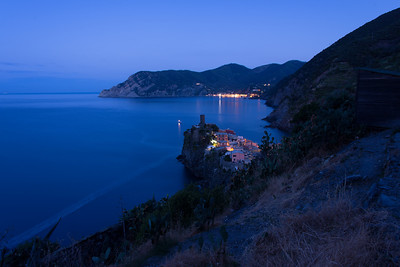 Vernazza before dawn