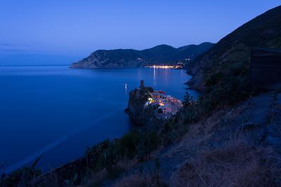 Vernazza before dawn