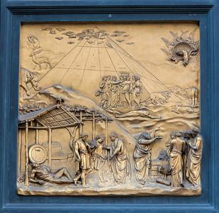 Lorenzo Ghiberti Gates of Paradise