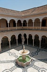 Casa de Pilatos. A palace in Sevilla