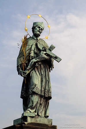 holy statue of