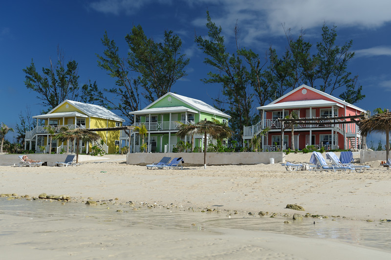 Cocodimama resort at Governors Harbour, Bahamas