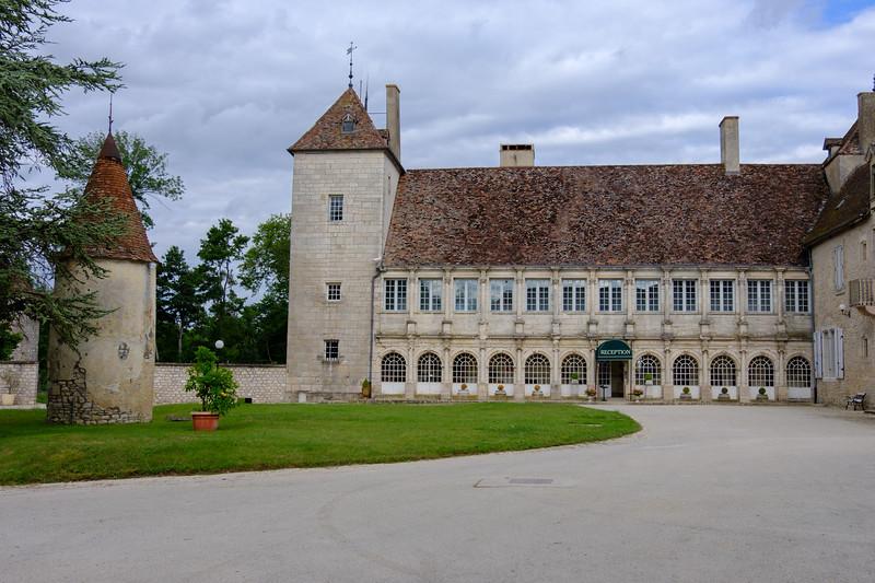 Chateau de la Berchère - Nuits Saint-Georges