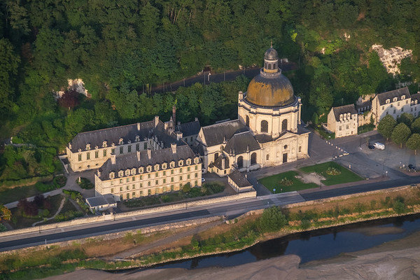 Notre Dame des Ardilliers, Saumur