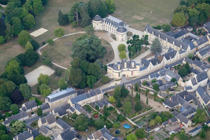 Castle East of Langeais