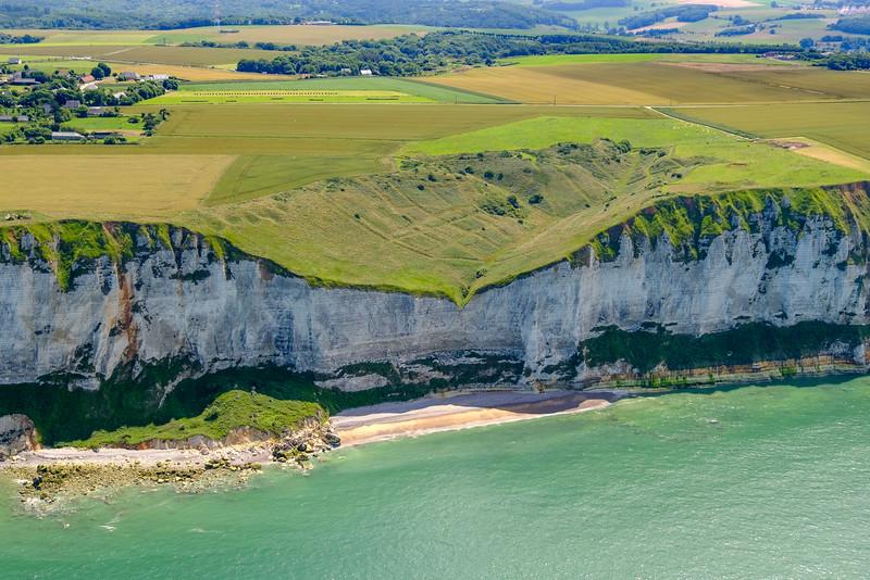 Cliffs close to Saint-Pierre-en-Port