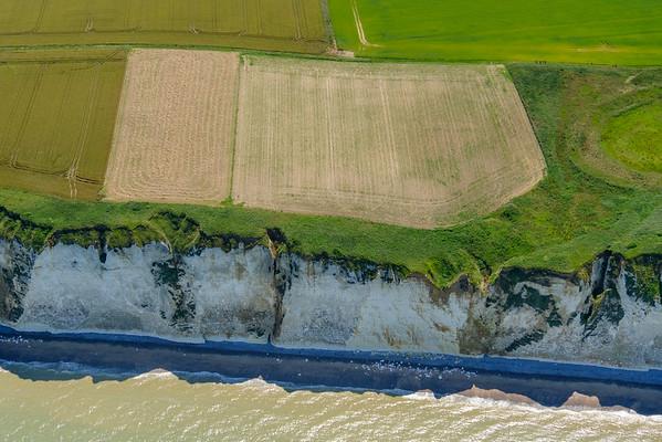 Cliffs West of Dieppe
