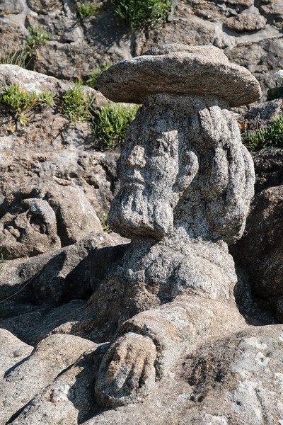Les Rocher Sculptés, Saint Malo, France