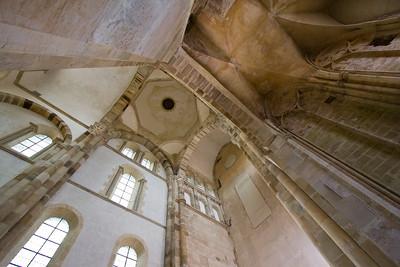 L'Abbaye de Cluny, south transept