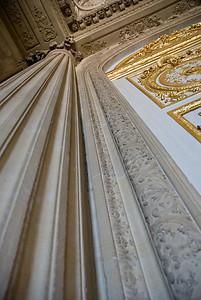 Chapel Door Versailles, France — May 2009