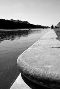 Canal Versailles, France — May 2009